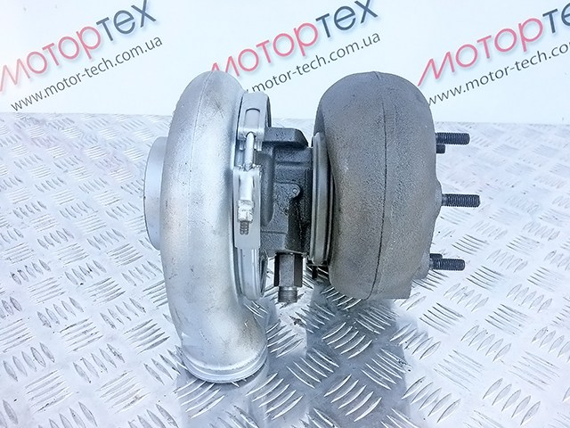 Turbocharger-MAN-F2000-D2866-2